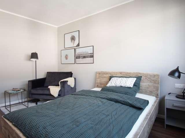 Stilvolle 1-Zimmer-Wohnung zu vermieten in Mitte, Berlin