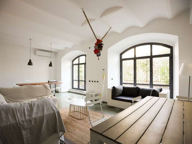 New apartment with 1 bedroom for rent in Stadera, Milan