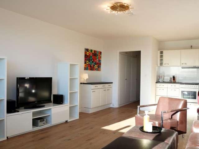 Chic 1-bedroom apartment in Charlottenburg-Wilmersdorf