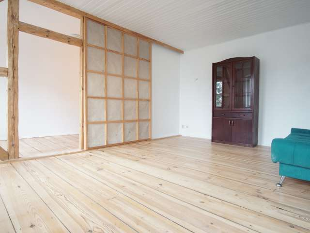 Spacious 1-bedroom apartment for rent in Neukölln, Berlin