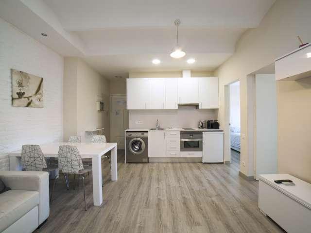 Pittoresco appartamento con 2 camere da letto a Poblenou, Barcellona