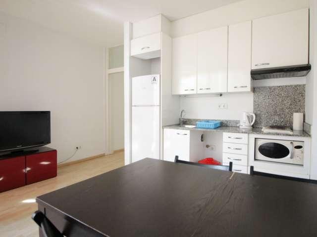 Gemütliche 2-Zimmer-Wohnung zur Miete in El Raval, Barcelona