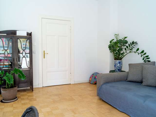 Schickes Apartment mit 2 Schlafzimmern zur Miete in Kreuzberg, Berlin