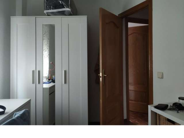 Zimmer in einer Wohngemeinschaft in Madrid