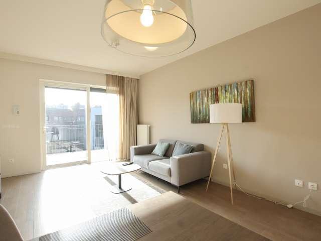 Appartement 1 chambre à louer à Saint-Lambert, Bruxelles