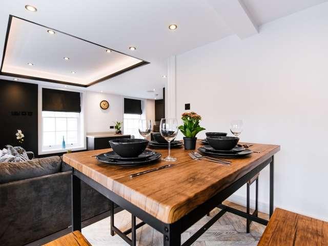 Stylish 1-bedroom flat to rent in Islington, London
