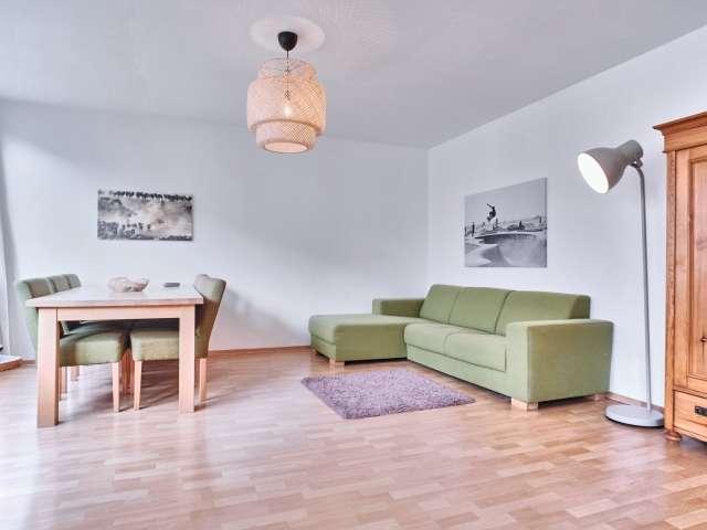 Stilvolle Wohnung mit 1 Schlafzimmer in Charlottenburg zu vermieten