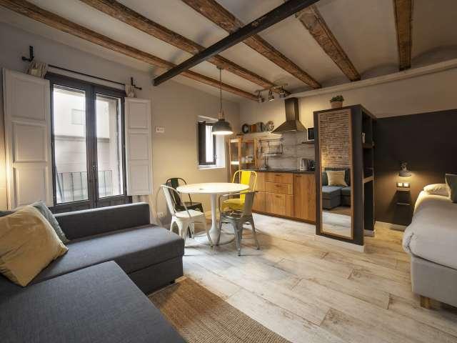 Impresionante apartamento en alquiler en Barri Gòtic, Barcelona