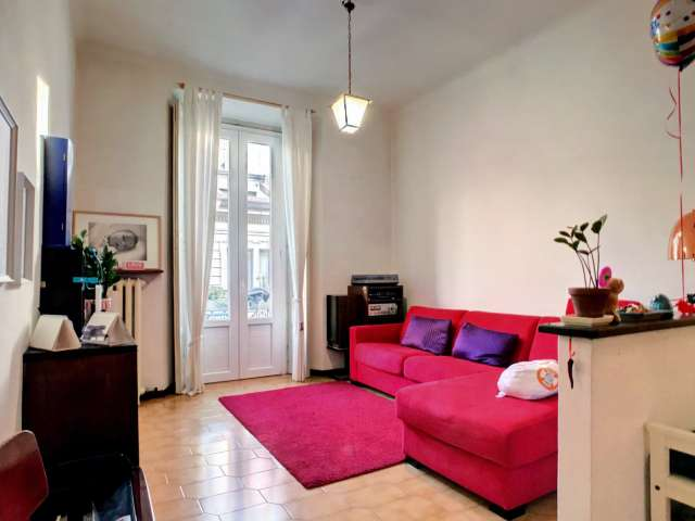 1-bedroom apartment for rent in Sarpi, Milan