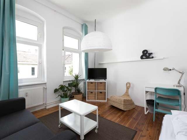 Studio zur Miete in Friedrichshain, Berlin