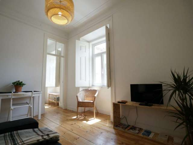 Whole 2 bedrooms apartment in Lisboa