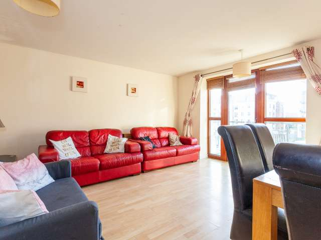 Bright 2-bedroom apartment for rent in Santry, Dublin