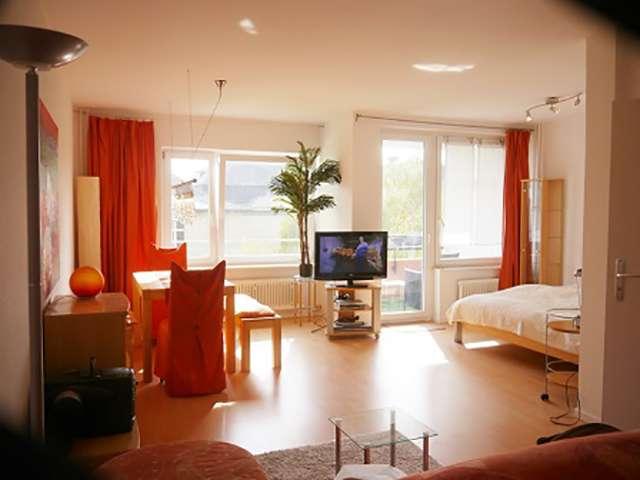 Sunny studio wohnung mieten in Charlottenburg-Wilmersdorf