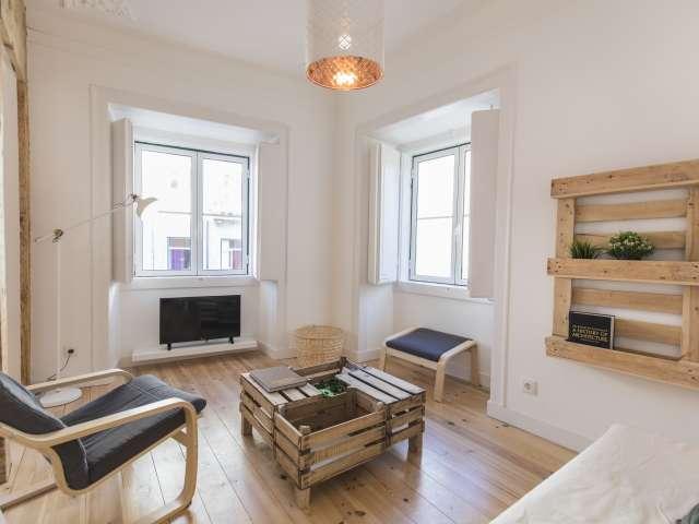 2-bedroom apartment for rent in Santos, Lisbon