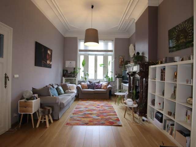 Appartement 1 chambre à louer à Schaerbeek Bruxelles