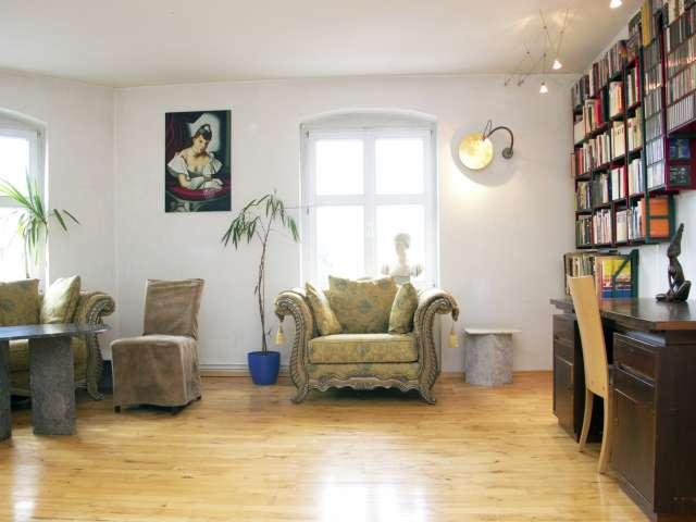 Geräumige Wohnung zur Miete in Weissensee