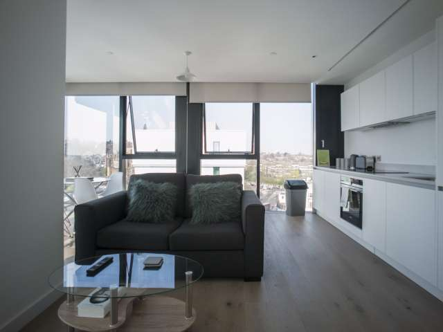 Modern studio apartment to rent in Islington, London