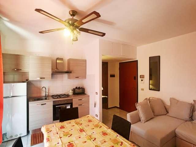 Invitant appartement 1 chambre à louer à Loreto, Milan