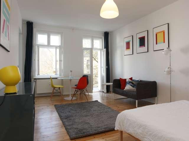 Modernes Studio-Apartment zur Miete in Prenzlauer Berg, Berlin