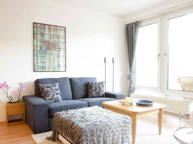 Bright 1-bedroom apartment for rent in Mitte, Berlin