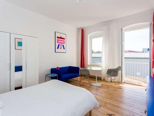 Cooles Studio-Apartment zum Mieten in Pankow, Berlin