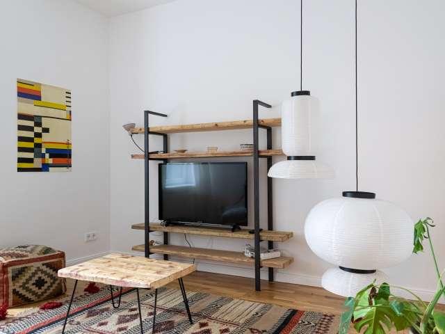 2-bedroom apartment to rent in Friedrichshain