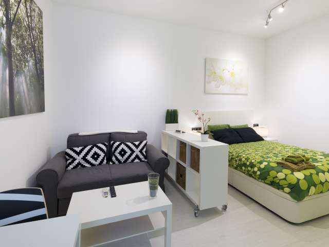 Interieur gemietete Wohnung in La Latina, Madrid