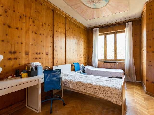 Luminoso appartamento in affitto a Romolo, Milano