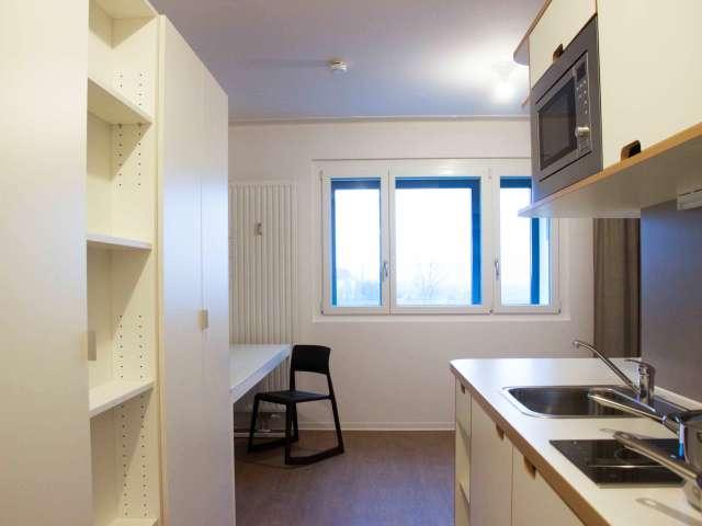 Ordentliches Studio-Apartment zur Miete in Mitte, Berlin