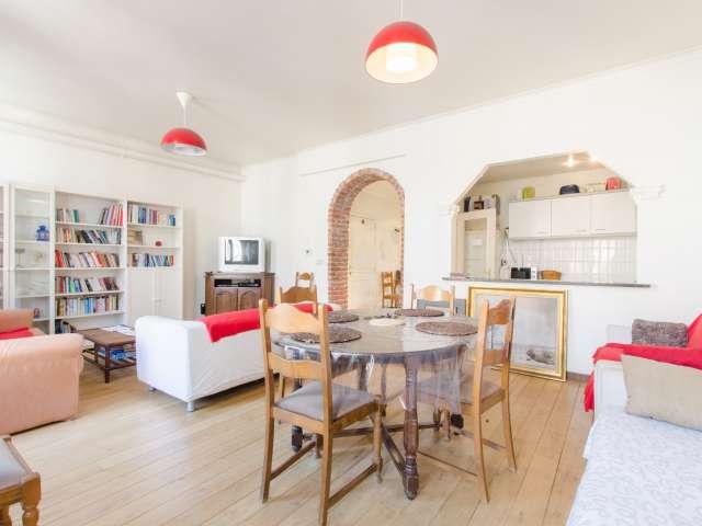 Appartement moderne et spacieux de 2 chambres à louer à Bruxelles