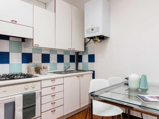 Cosy 1 chambre à louer à Moscova, Milan