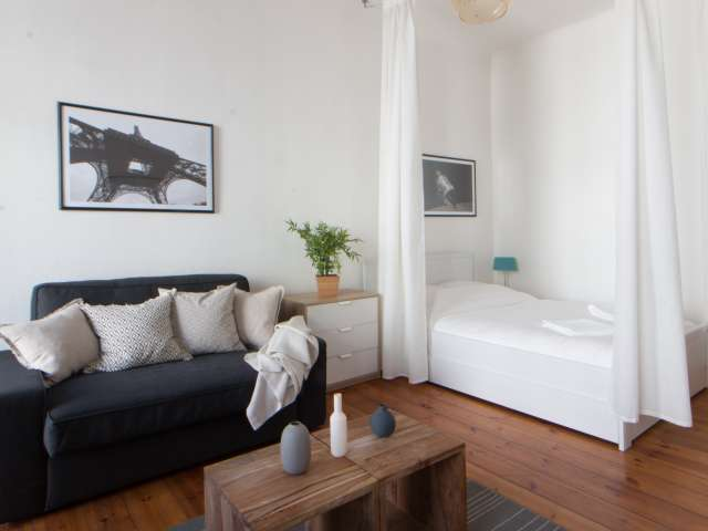 Modernes Studio-Apartment zur Miete in Wedding, Berlin