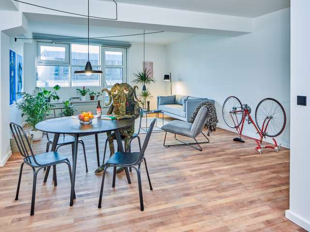 Central studio apartment for rent in Mitte