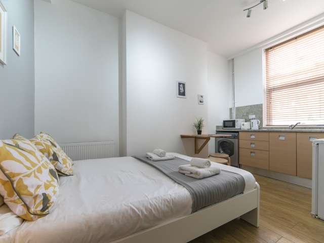 Studio apartment to rent in Harlesden, London