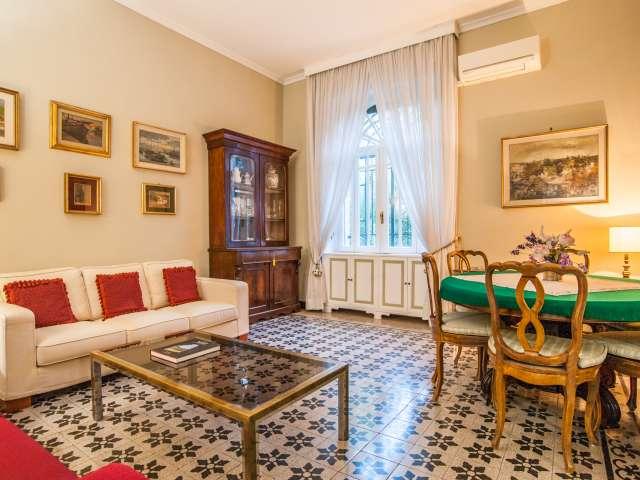 Élégant appartement 1 chambre à louer à Trieste, Rome