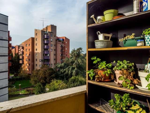 appartement 1 chambre avec balcon dans Baggio, Milan