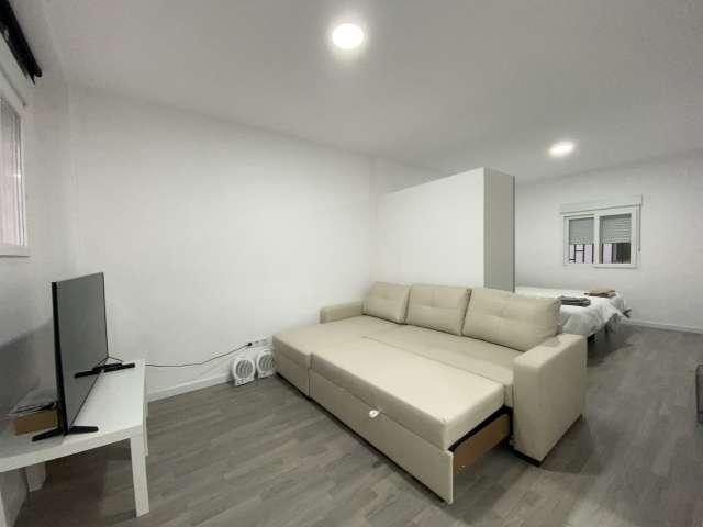 Marvelous studio apartment for rent in Puerta del Angel