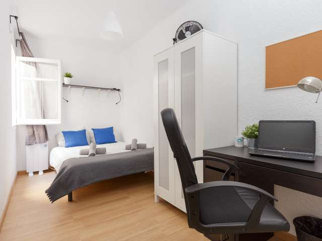 Room to rent in 3-bedroom apartment L'Hospitalet, Barcelona