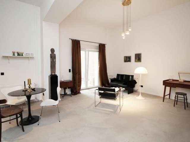 Studio apartment for rent in Friedrichshain, Berlin