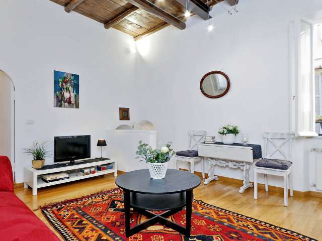 Whole apartment in Rome