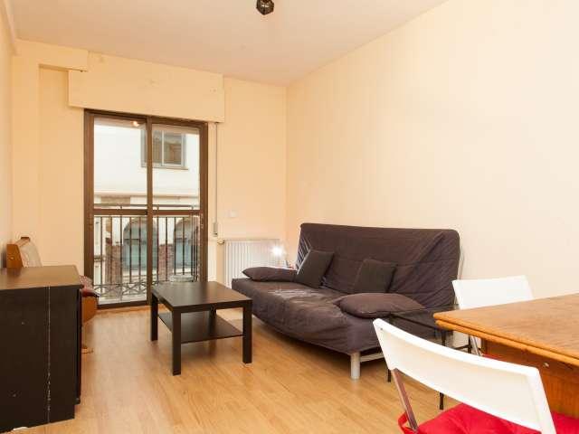 2-Zimmer-Wohnung zur Miete in Madrid, Malasaña
