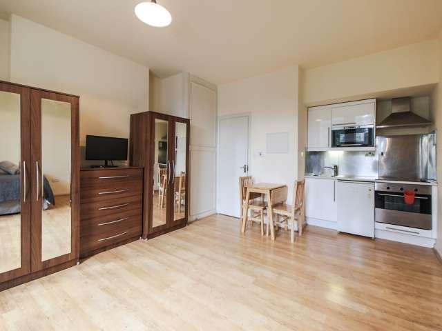 Studio apartment to rent in Brondesbury Park, London