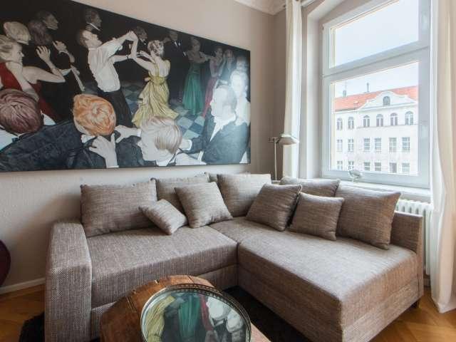 Zimmer 2-Zimmer-Wohnung Charlottenburg-Wilmersdorf Berlin
