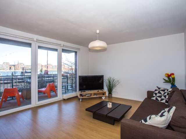 Schöne 1-Zimmer-Wohnung zur Miete in Friedrichshain