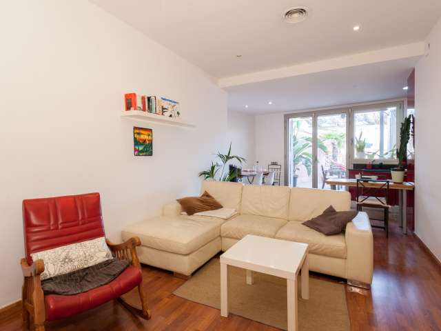 Amazing 2-bedroom apartment for rent in El Raval, Barcelona