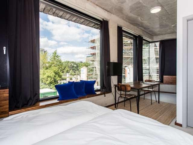 Einzimmerwohnung zu mieten in Kreuzberg, Berlin