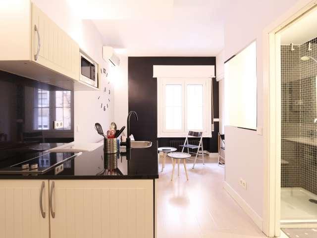 Studio apartment for rent in Salamanca, Madrid