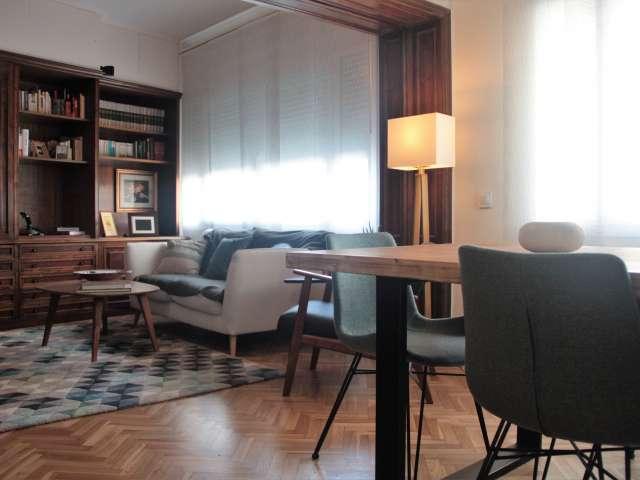 Quiet 1-bedroom apartment for rent in Sant Gervasi