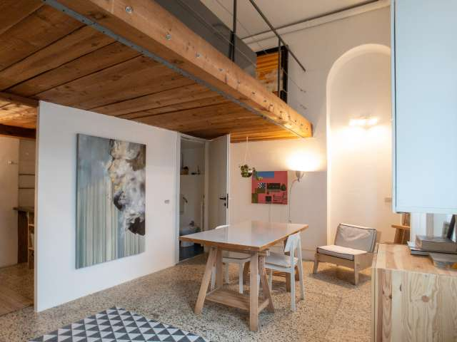 Studio apartment for rent in San Cristoforo Sul Naviglio