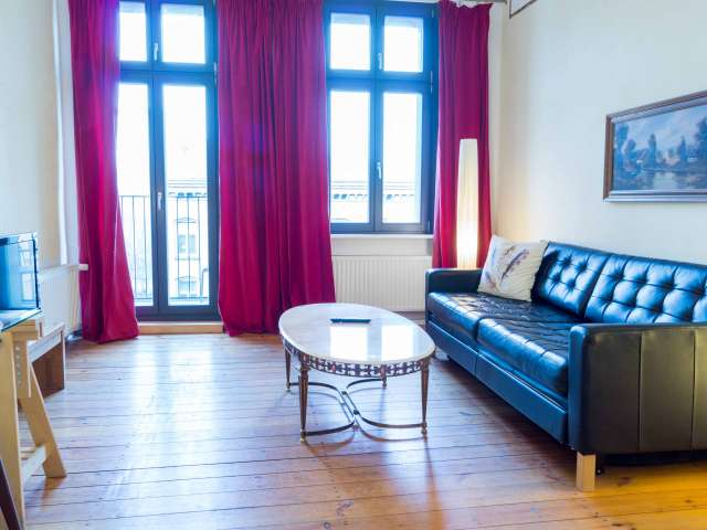 Stylish 1-bedroom apartment for rent in Pankow, Berlin